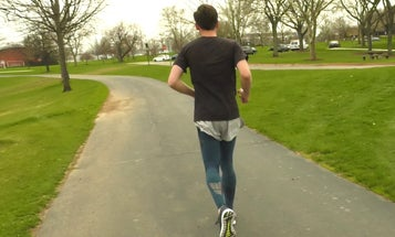Compression tights might not actually help tired muscles