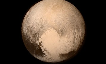 See Pluto As You've Never Seen It Before