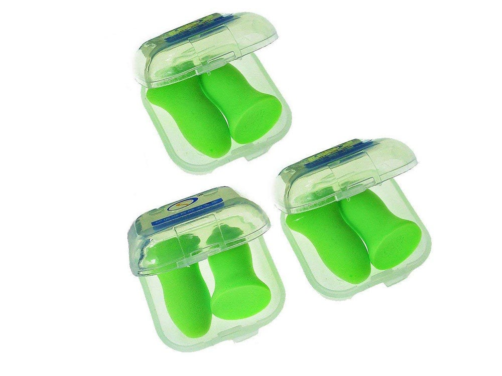 Top Reusable Comfortable Earplugs
