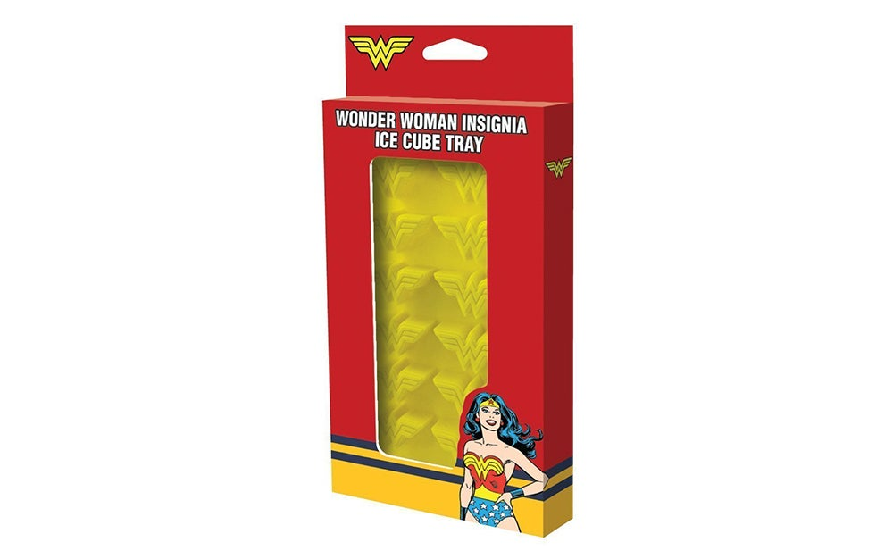 Wonder Woman Ice Cube Molds