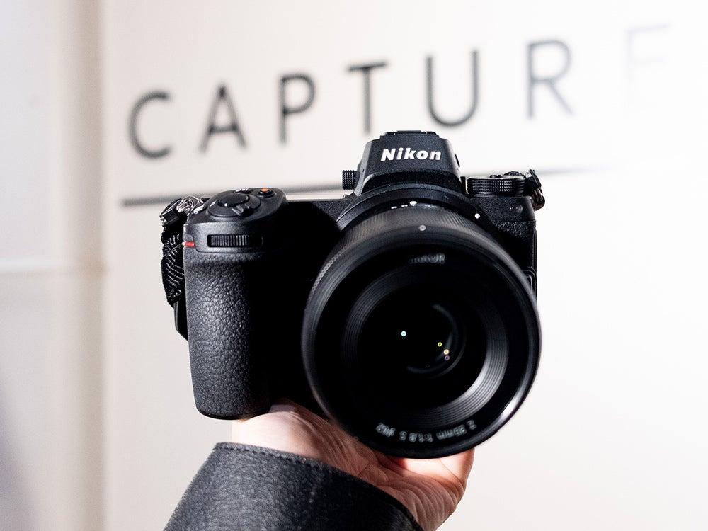 Nikon Z7 Camera capture