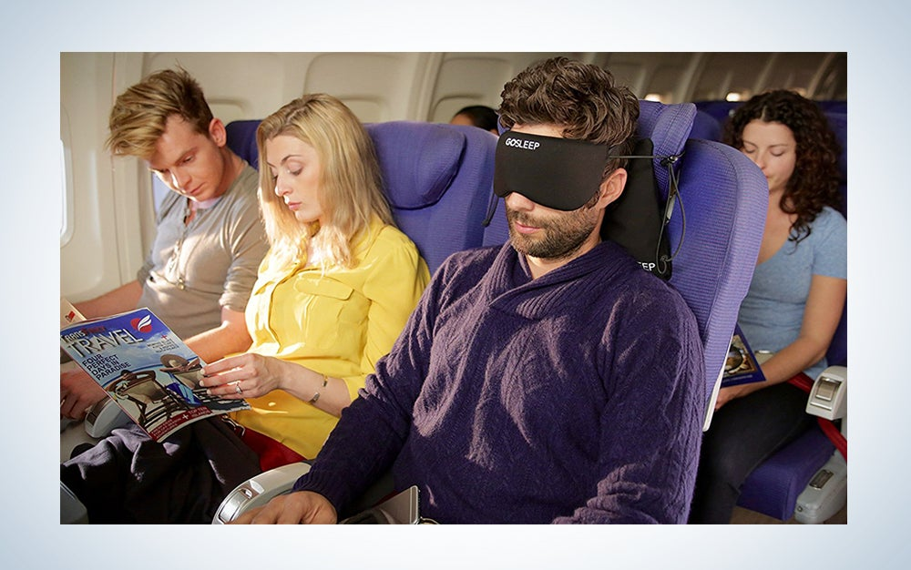GOSLEEP two-in-one Travel Pillow