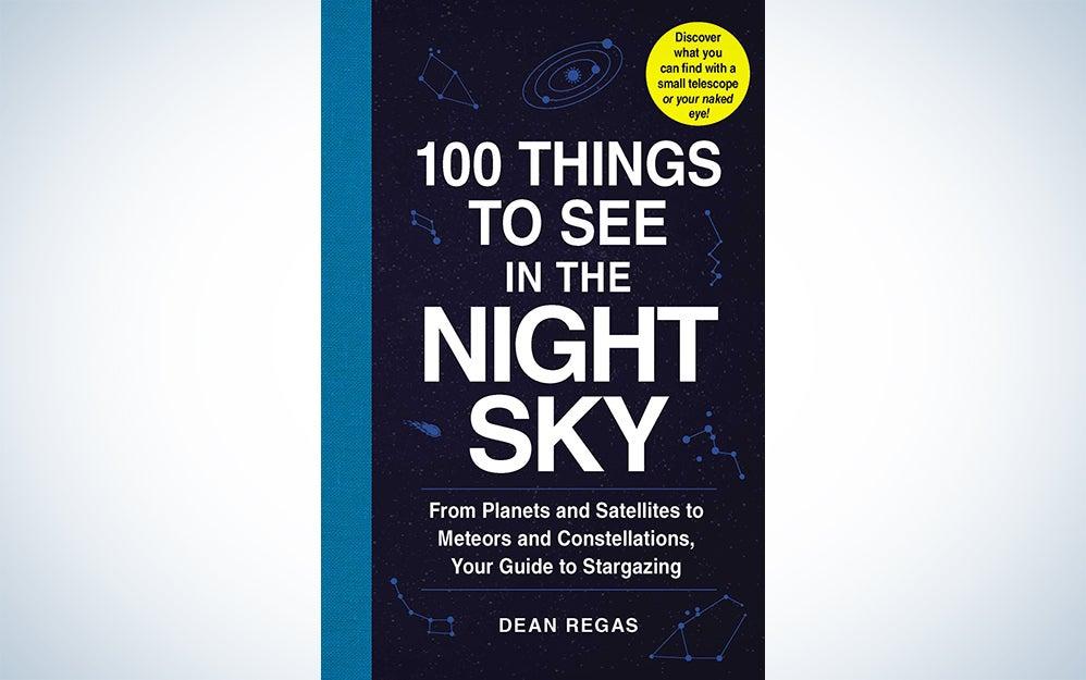 night sky book cover