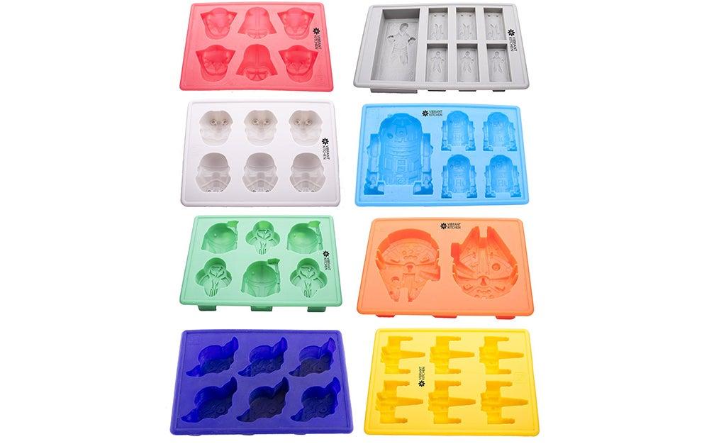 Star Wars Ice Mold