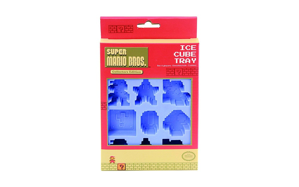 Super Mario Bros Ice Molds