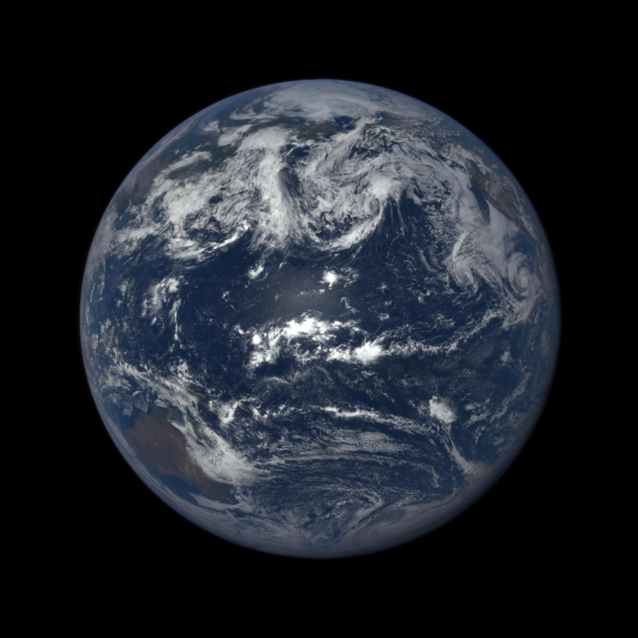 EPIC Earth