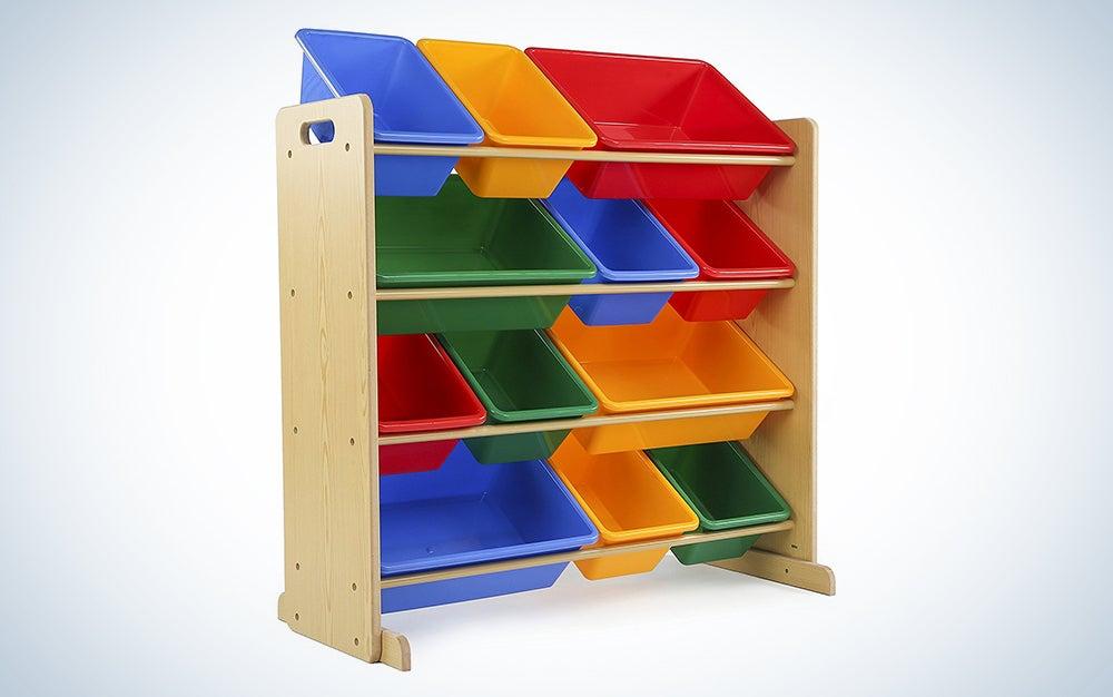 Tot Tutors Kids' Toy Storage Organizer