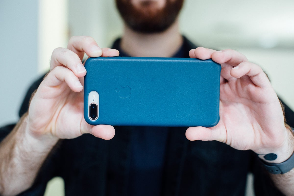 Camera review iphone 8 plus