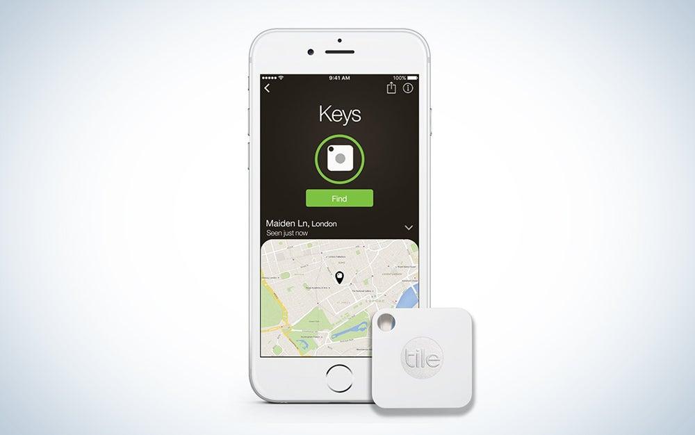 Tile Mate Phone Key Locator