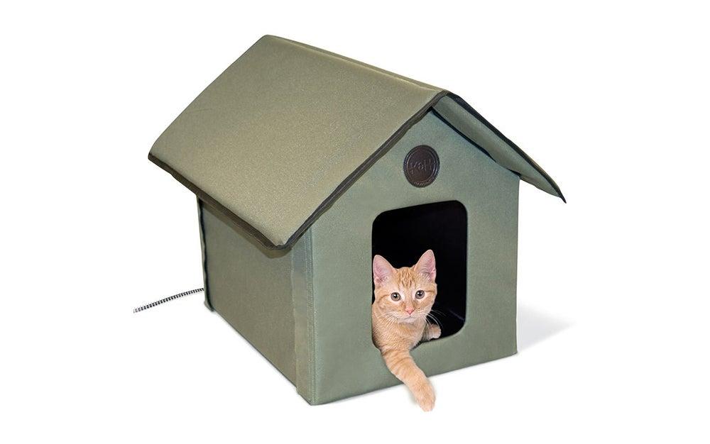 Heated Pet House