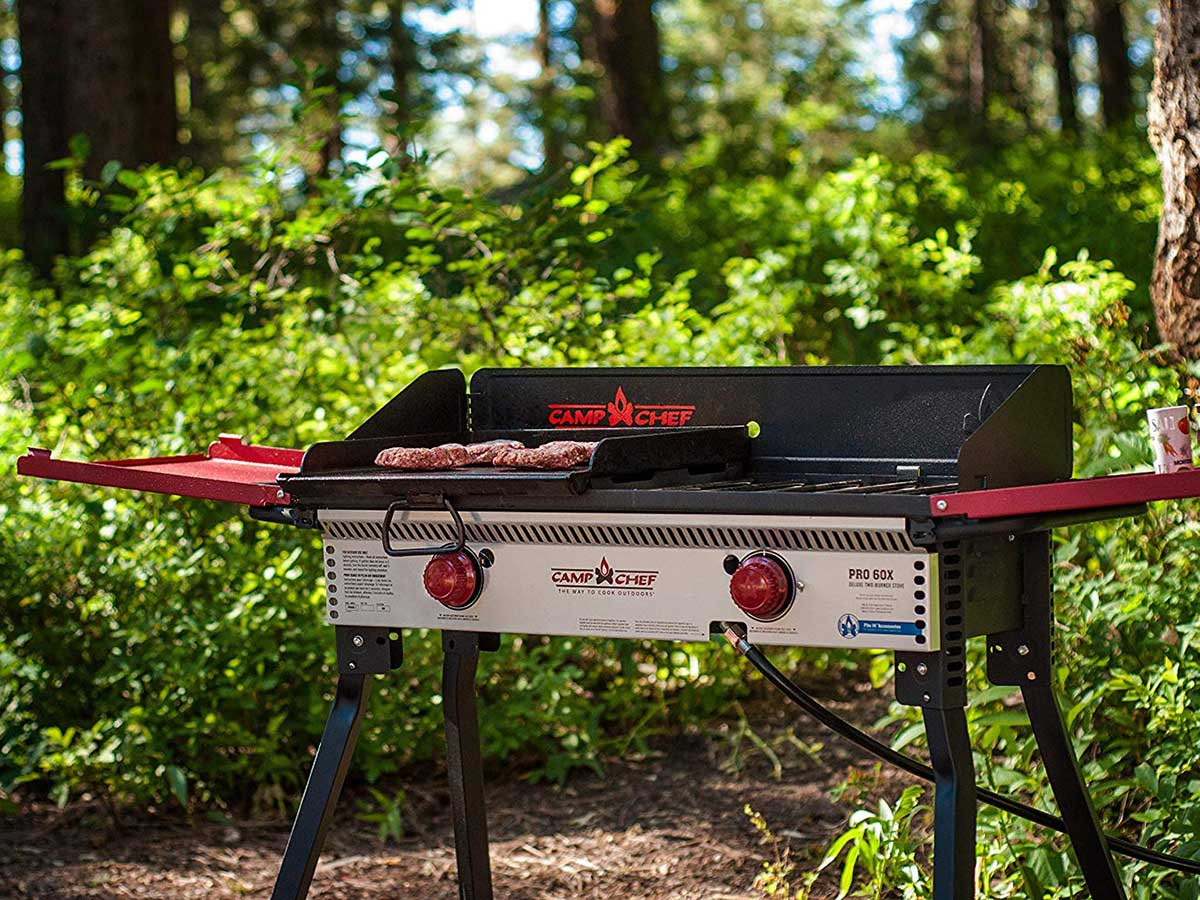 Deluxe Camp Stove