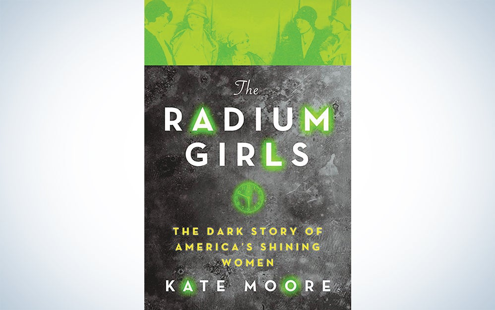 book cover the radium girls