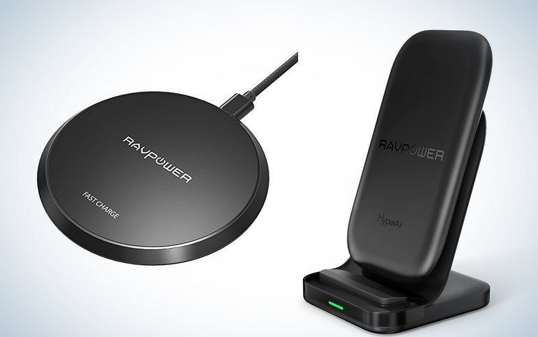 RAVPower wireless chargers