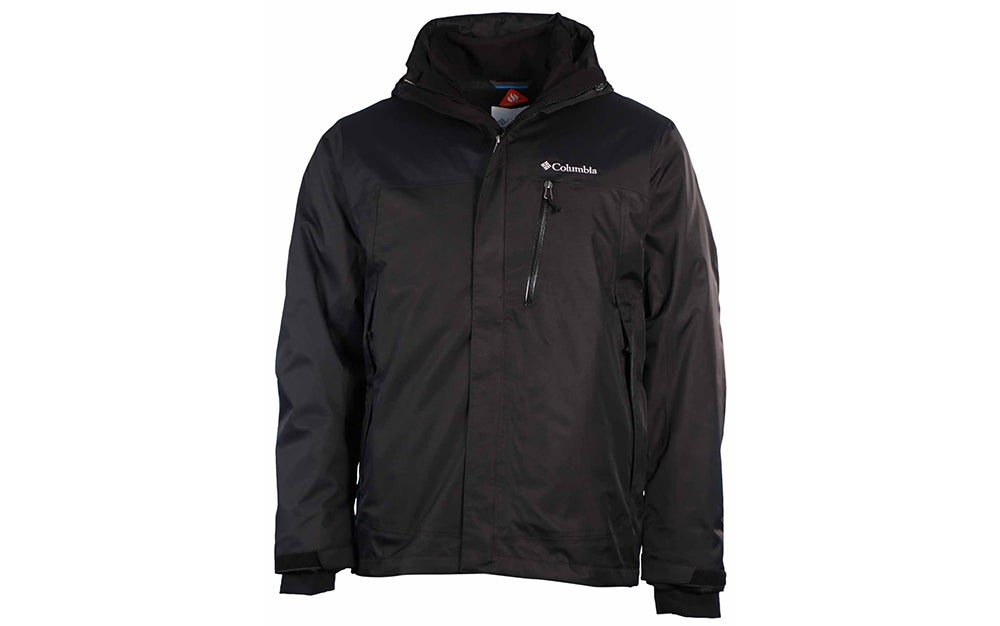 Columbia Heat-Tech Jacket