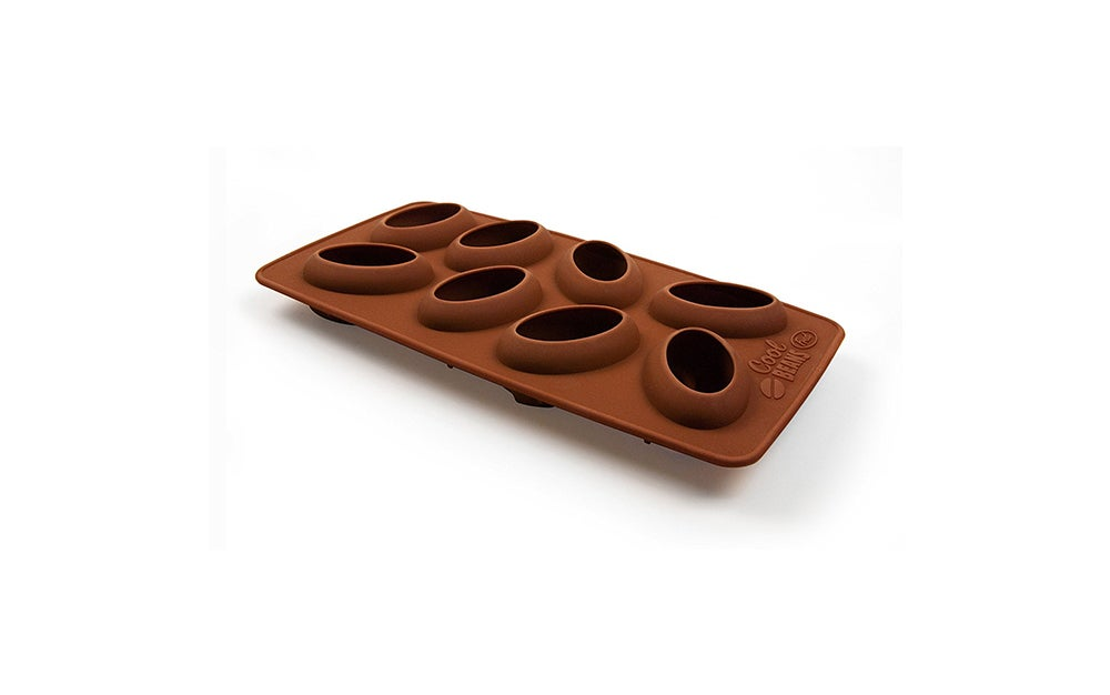Coffee Bean Ice Molds