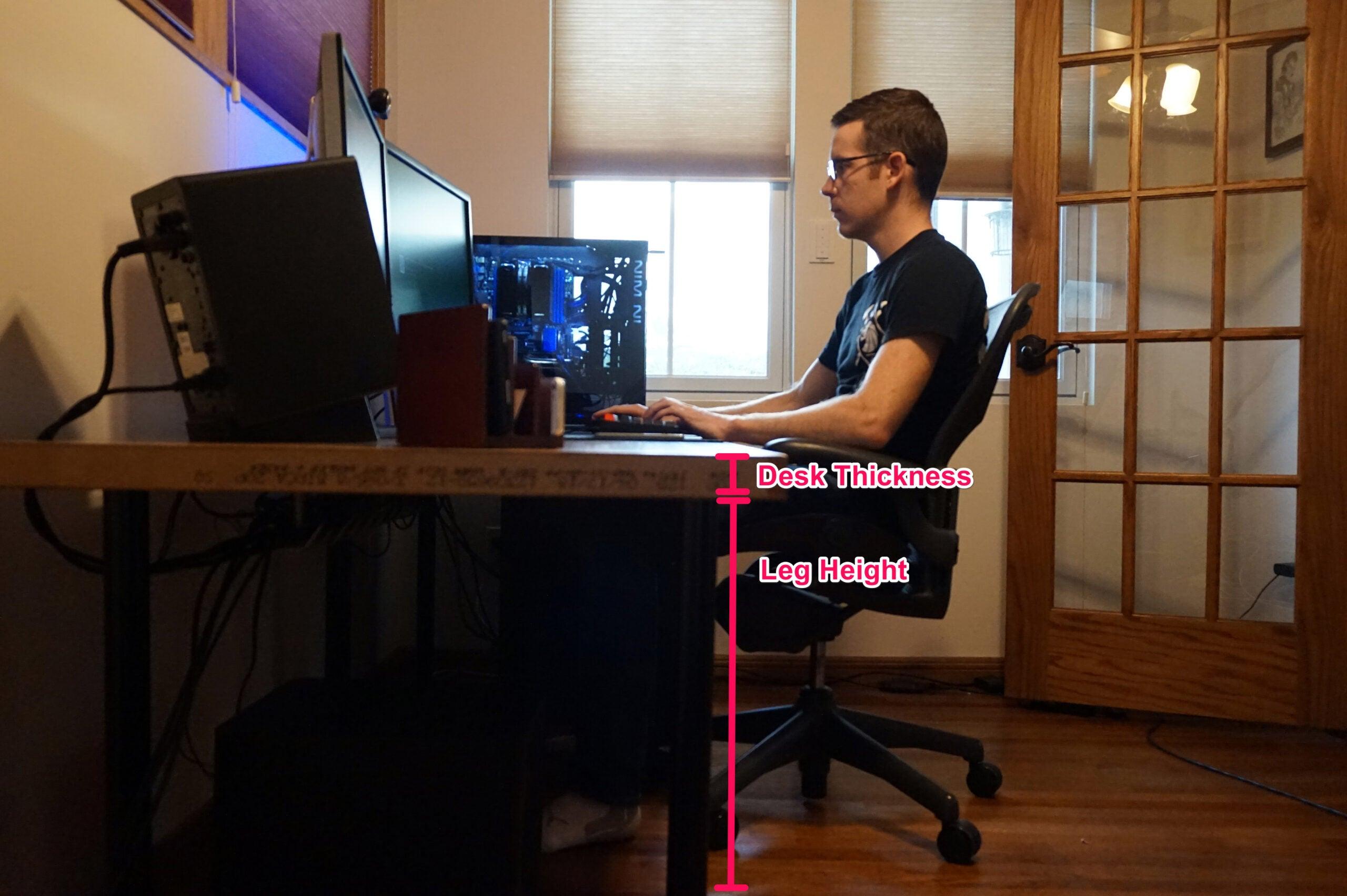 Step 2 - Plan the ergonomics