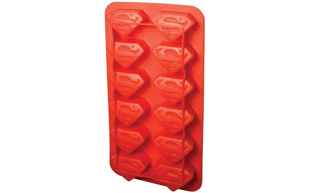 Superman Ice Mold