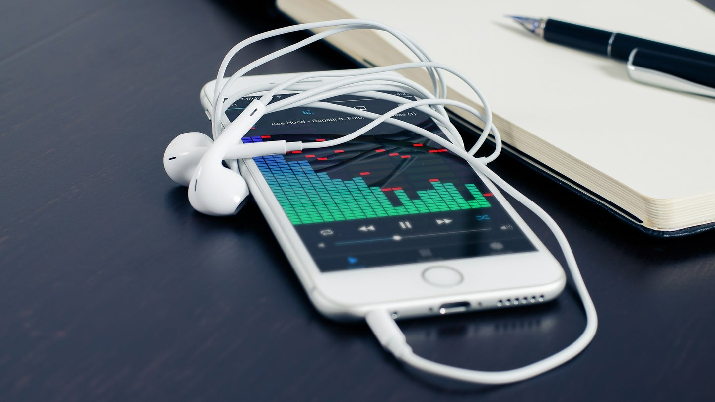Music apps for your smartphone.