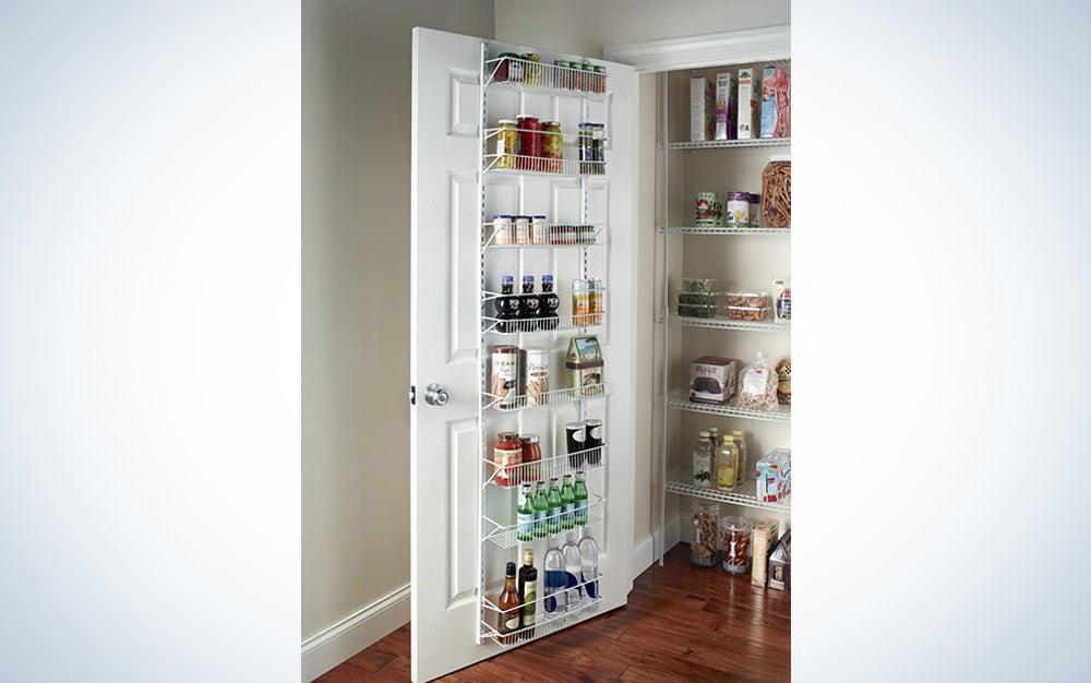 ClosetMaid Adjustable 8-Tier Wall