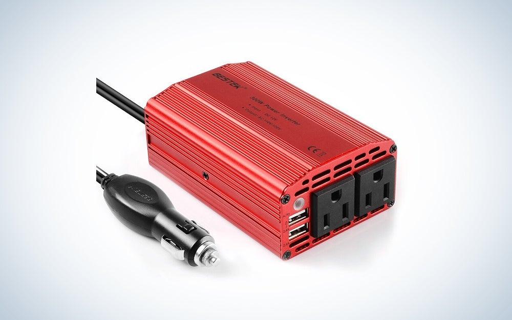 BESTEK 300W Power Inverter