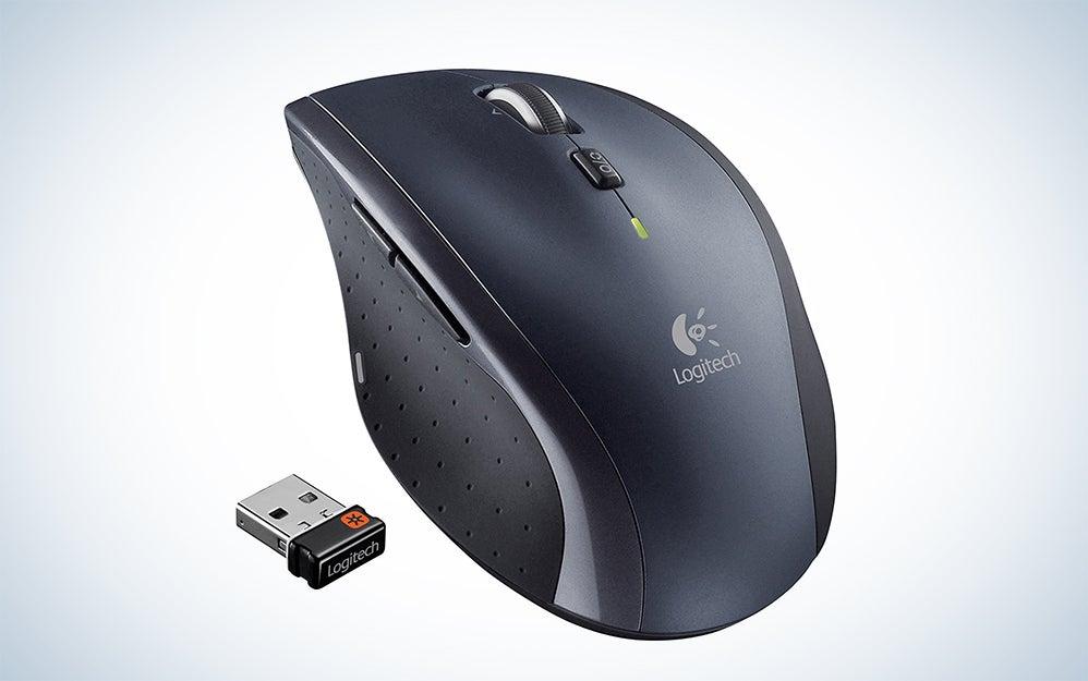 Logitech Wireless Marathon Mouse