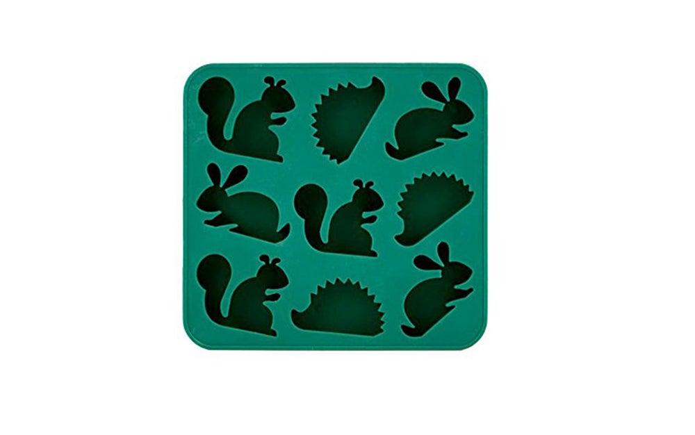 Squirrel Ice Molds
