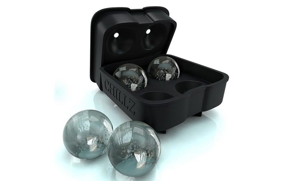 Chillz Ice Ball Ice Sphere Mold