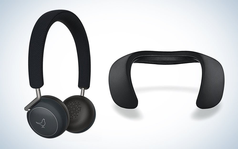 Laptop audio accesories