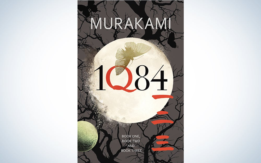 1Q84 Book Haruki Murakami