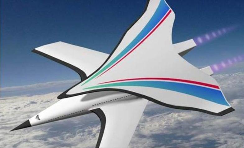 China hypersonic I plane biplane Cui Kai