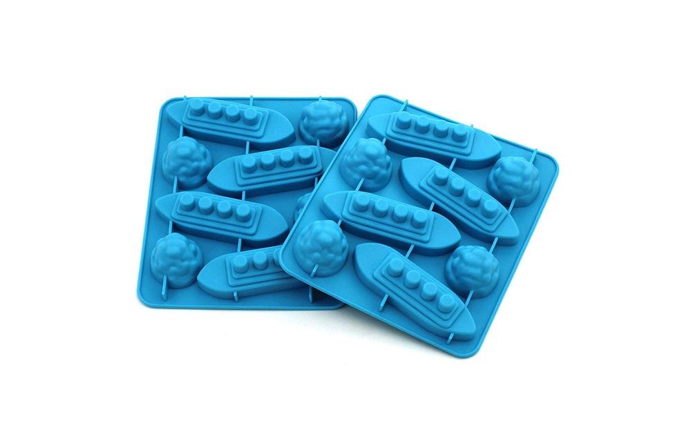 Titanic Ship Ice Molds