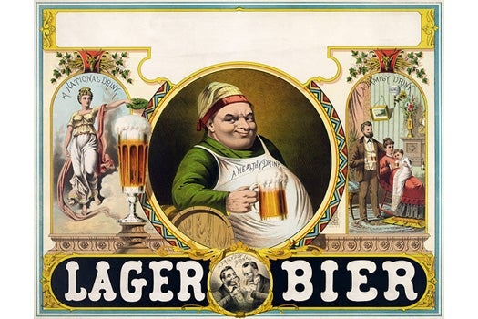 What is the difference between a lager and an ale?