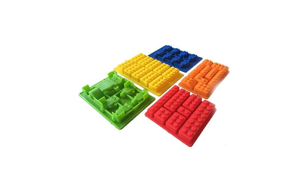Lego Ice Molds