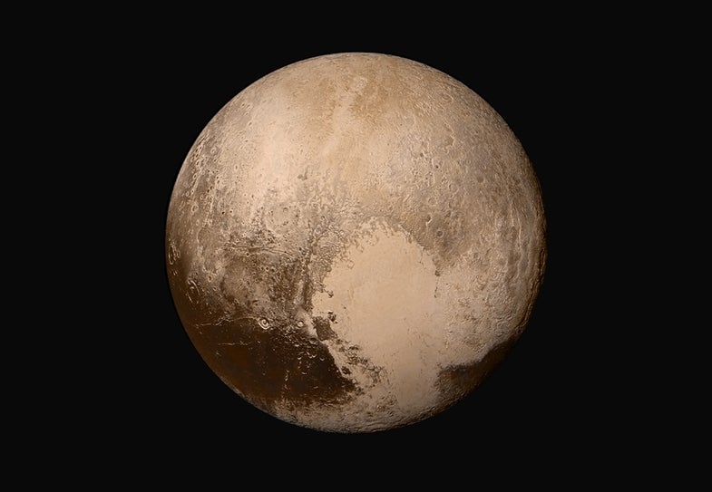 This is our best image of Pluto yet