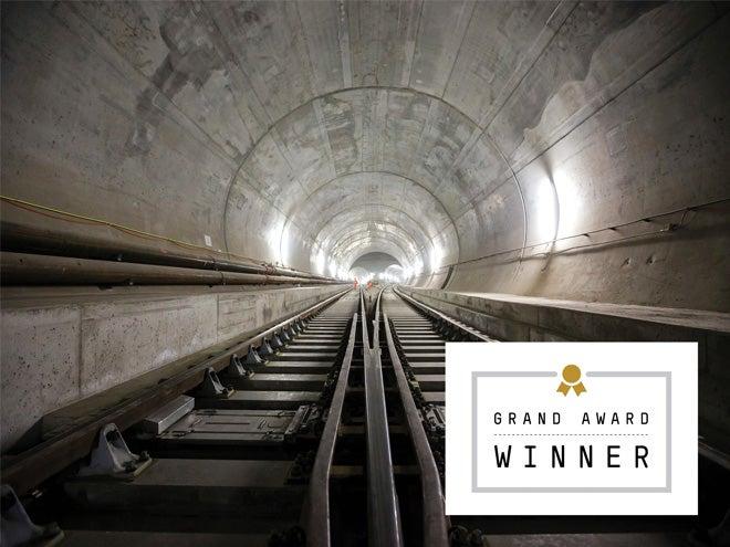 Alptransit Gotthard Base Tunnel