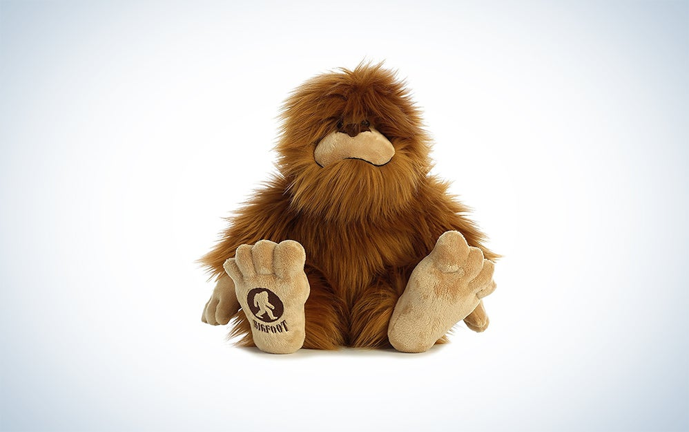 Stuffed Bigfoot