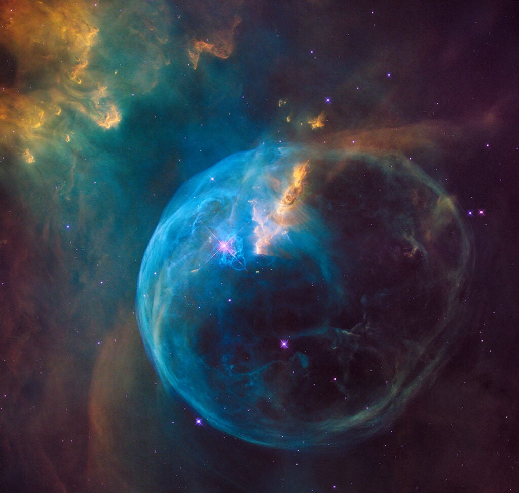 """Hubble"