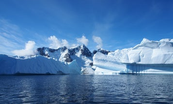Antarctica's Carbon Dioxide Levels Have Reached A Troubling New Record