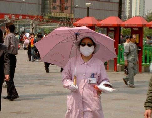 Shanghai SARS Alert