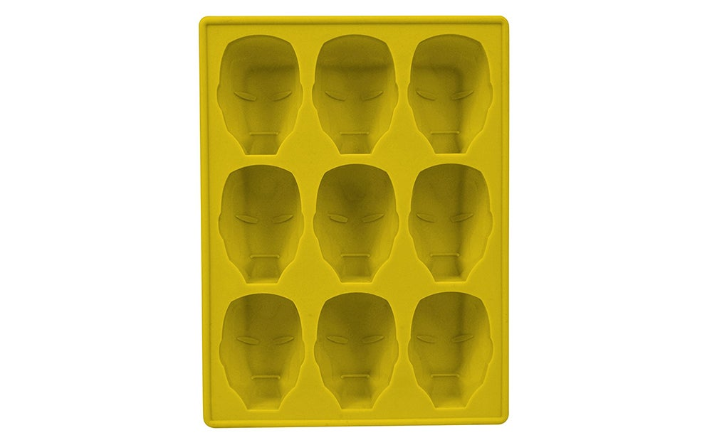 Iron Man Ice Cubes