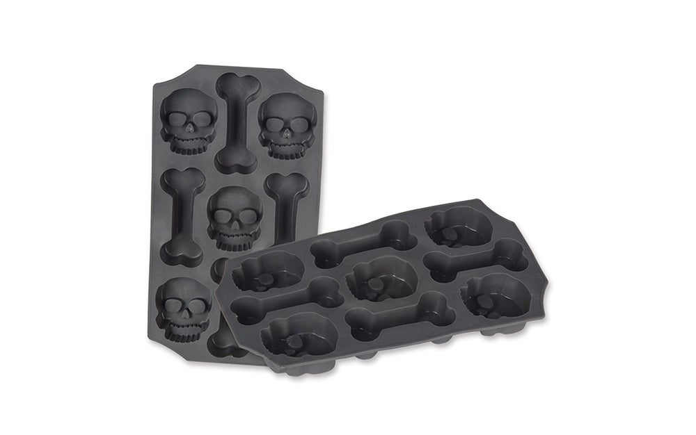 Skull & Bones Ice Mold