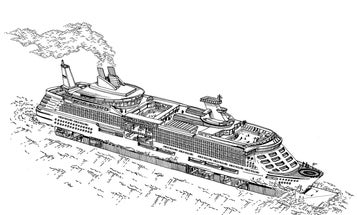 Where does the poop go?: The hidden machines of cruise ships