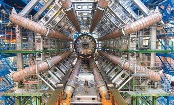 Explore The Large Hadron Collider In 360-Degree Video