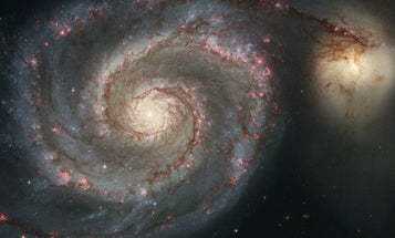 The Milky Way could crash into another galaxy way sooner than we thought