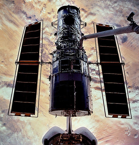Why Isn't the Hubble Space Telescope Just Attached to the International Space Station?