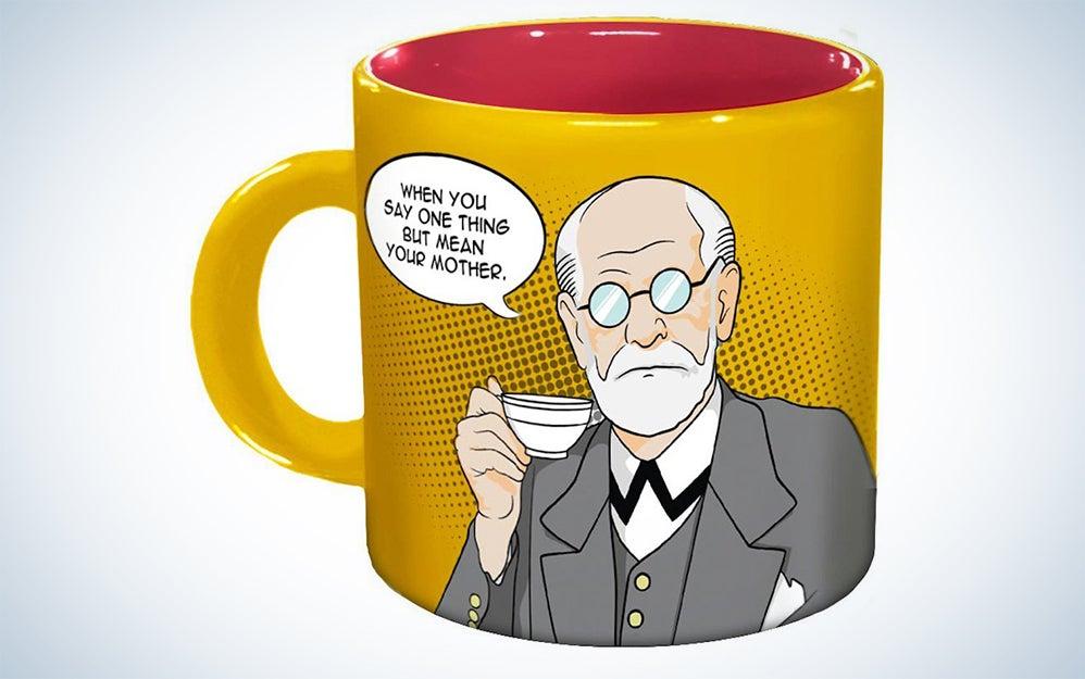 Sigmund Freud mug