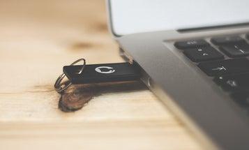 Build a portable computer on a USB stick