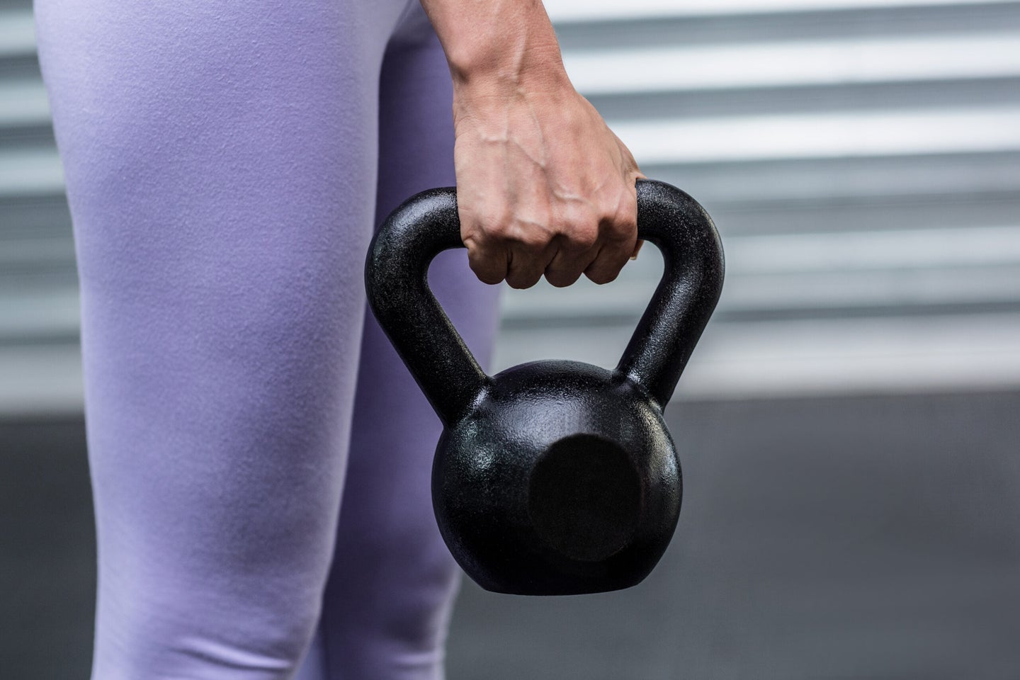 kettlebell weighted carry