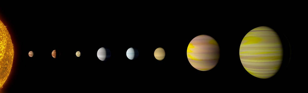 Artificial intelligence just discovered two new exoplanets