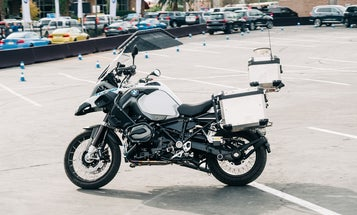 What's the point of a riderless motorcycle?